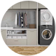 Custom Laundry Storage