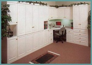 Murphy Bed White With Desk Murphy Beds Alpha Closets & Company Inc, 6084 Gulf Breeze Pkwy, Gulf Breeze, Fl 32563 (850) 934 9130