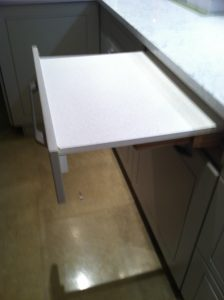 Pull Out Side Table Murphy Beds Alpha Closets & Company Inc, 6084 Gulf Breeze Pkwy, Gulf Breeze, Fl 32563 (850) 934 9130