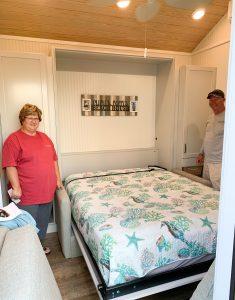Sofa Murphy Bed Open Murphy Beds Alpha Closets & Company Inc, 6084 Gulf Breeze Pkwy, Gulf Breeze, Fl 32563 (850) 934 9130