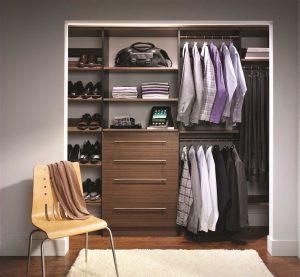 Closet Reach In Contemporary