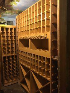 Custom Wine Racks Wine Storage Alpha Closets Company Inc, 6084 Gulf Breeze Pkwy, Gulf Breeze, Fl 32563 (850) 934 9130