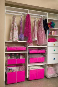 Girls Room With Accessories Custom Accessories Alpha Closets Company Inc, 6084 Gulf Breeze Pkwy, Gulf Breeze, Fl 32563 (850) 934 9130