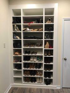 Shoe Accessories Custom Closet Alpha Closets Company Inc, 6084 Gulf Breeze Pkwy, Gulf Breeze, Fl 32563 (850) 934 9130