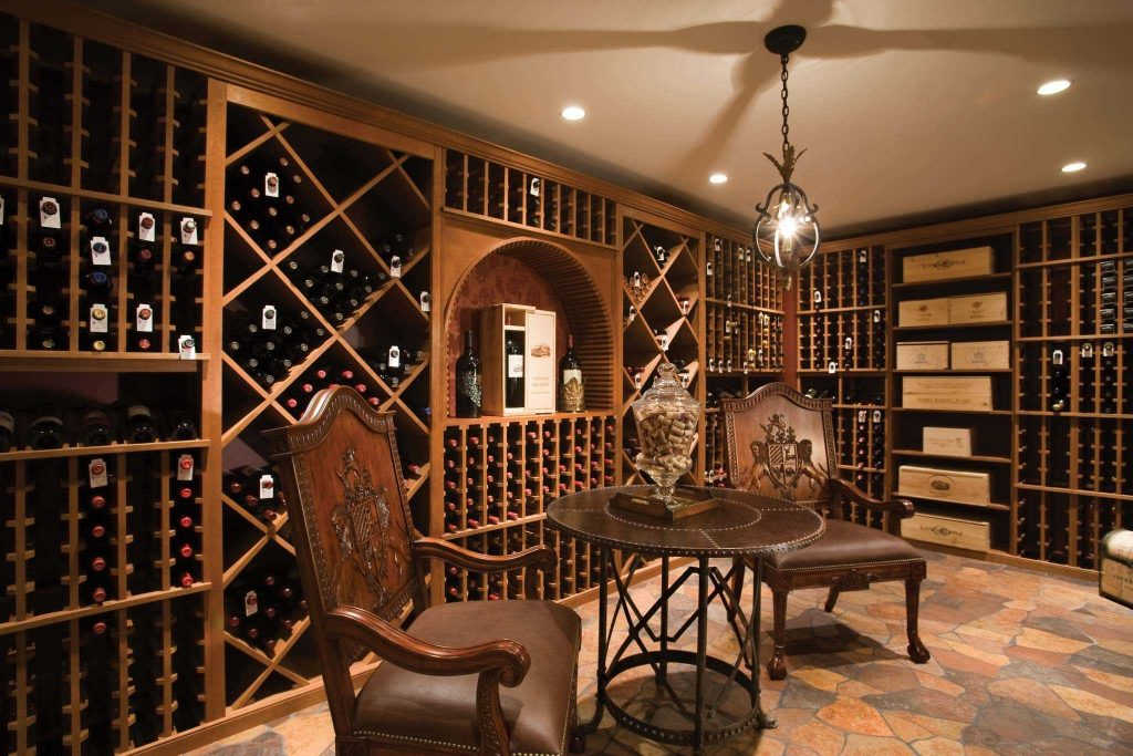 Wine Cellar Custom Wine Storage Alpha Closets Company Inc, 6084 Gulf Breeze Pkwy, Gulf Breeze, Fl 32563 (850) 934 9130 Copy