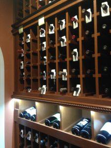 Wine Storage Custom Wine Storage Alpha Closets Company Inc, 6084 Gulf Breeze Pkwy, Gulf Breeze, Fl 32563 (850) 934 9130